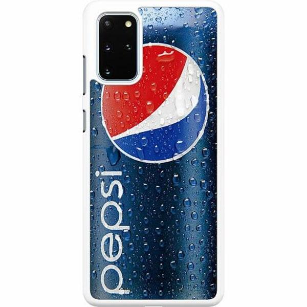 Samsung Galaxy S20 Plus Hard Case (Vit) Pepsi Can