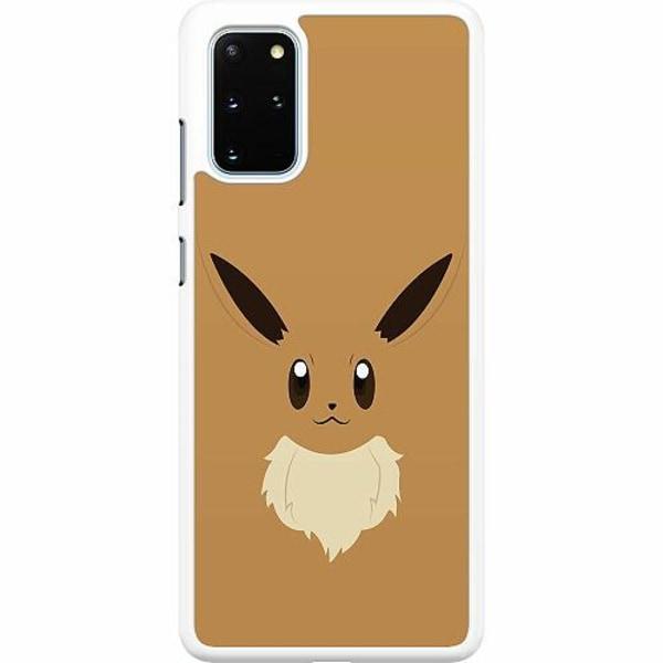Samsung Galaxy S20 Plus Hard Case (Vit) Pokémon - Eevee