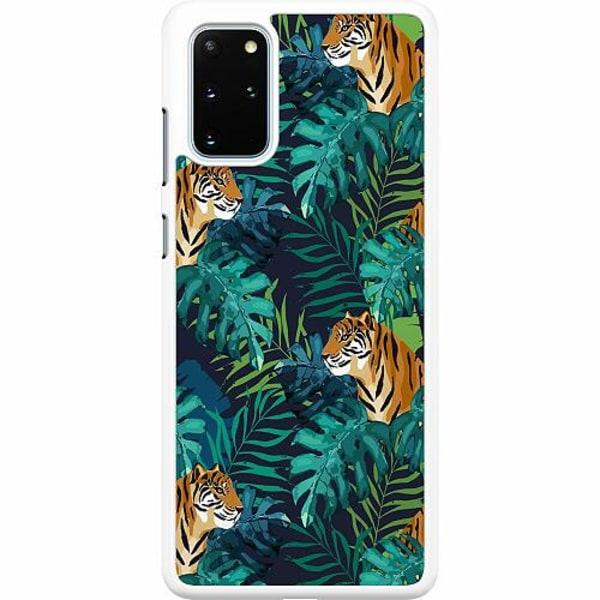 Samsung Galaxy S20 Plus Hard Case (Vit) Tiger