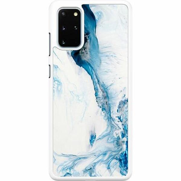 Samsung Galaxy S20 Plus Hard Case (Vit) Vision