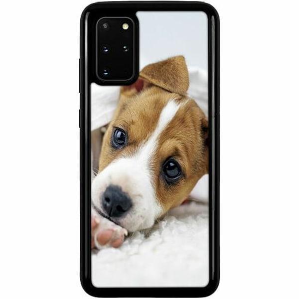 Samsung Galaxy S20 Plus Heavy Duty 2IN1 Cute Puppy