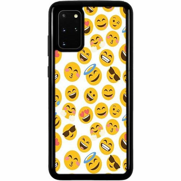 Samsung Galaxy S20 Plus Heavy Duty 2IN1 Emoji Mania