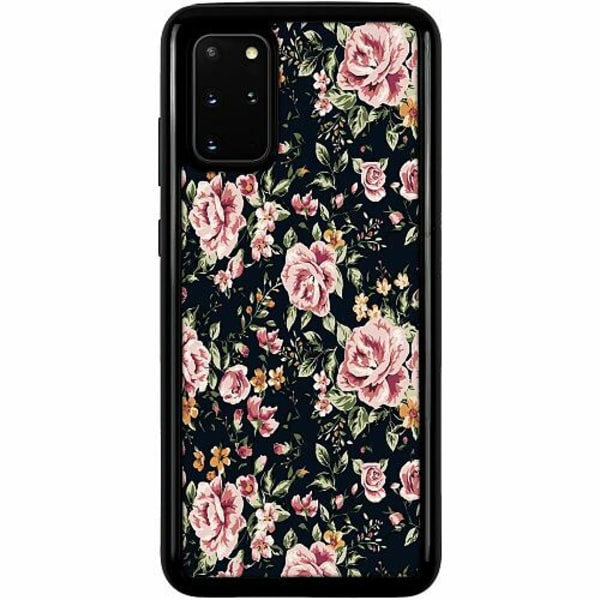 Samsung Galaxy S20 Plus Heavy Duty 2IN1 Flowers