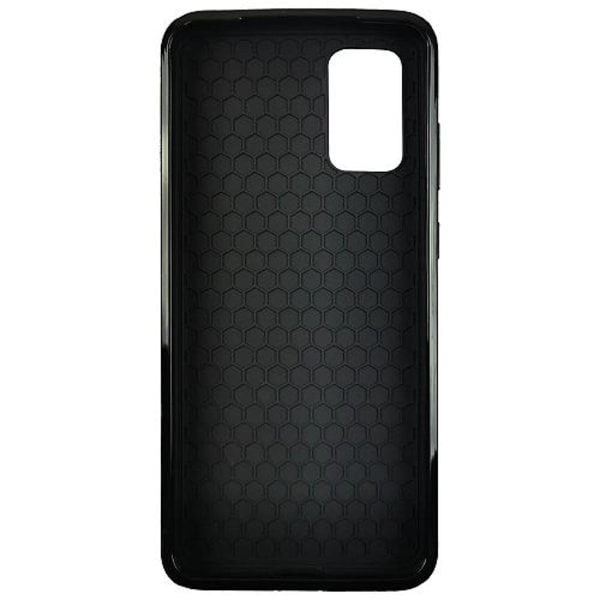 Samsung Galaxy S20 Plus Heavy Duty 2IN1 BL4CK MARBLE