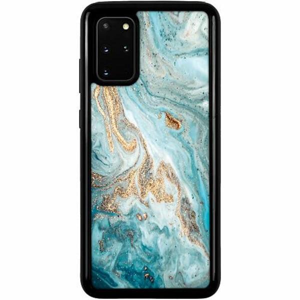 Samsung Galaxy S20 Plus Heavy Duty 2IN1 Magic Marble