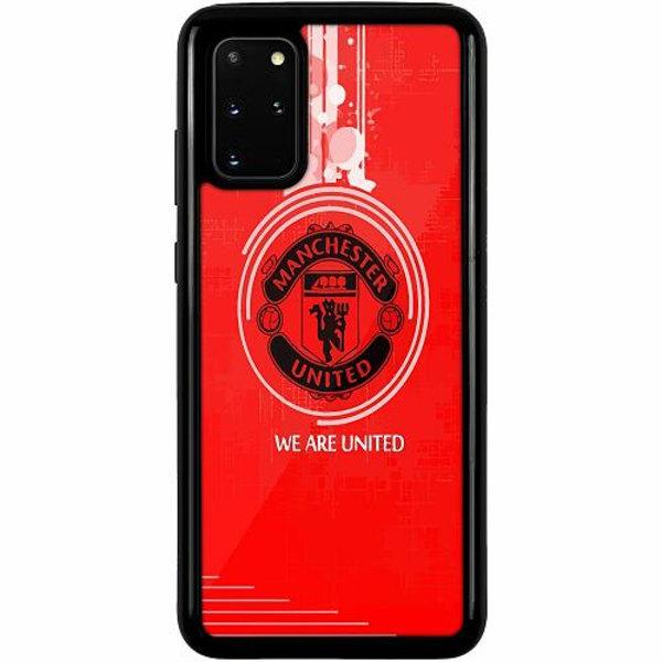 Samsung Galaxy S20 Plus Heavy Duty 2IN1 Manchester United FC