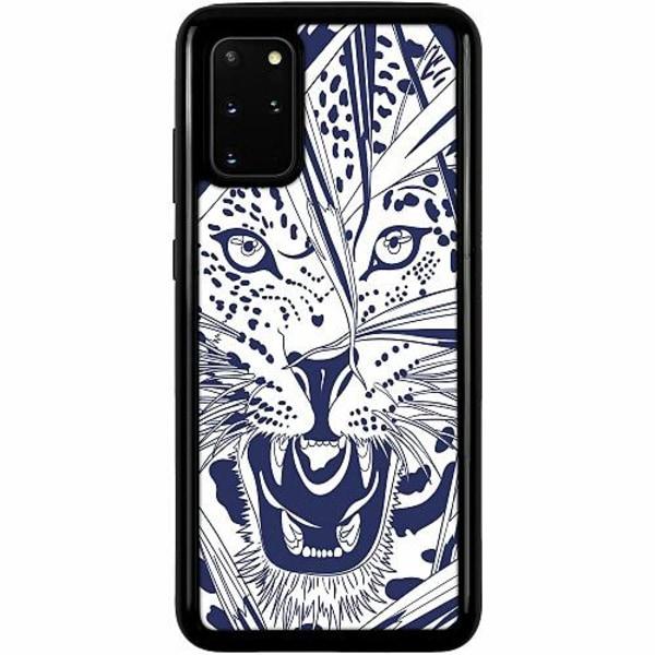 Samsung Galaxy S20 Plus Heavy Duty 2IN1 Manga Tiger
