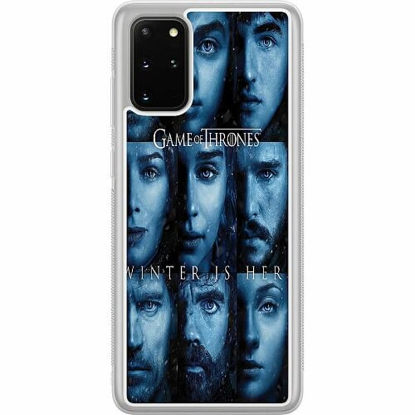 Samsung Galaxy S20 Plus Soft Case (Frostad) Game of Thrones