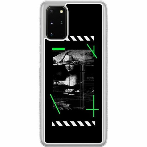 Samsung Galaxy S20 Plus Soft Case (Frostad) Mona L
