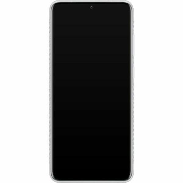 Samsung Galaxy S20 Plus Soft Case (Frostad) Bokstäver
