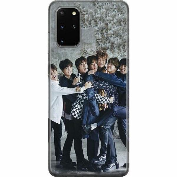 Samsung Galaxy S20 Plus Mjukt skal - K-POP BTS