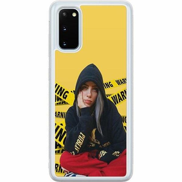 Samsung Galaxy S20 Soft Case (Frostad) Billie Eilish 2021
