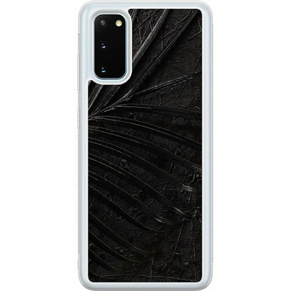 Samsung Galaxy S20 Soft Case (Frostad) Charcoal Ash