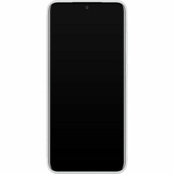 Samsung Galaxy S20 Soft Case (Frostad) Flower Splash