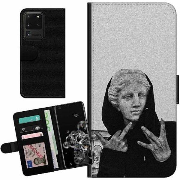 Samsung Galaxy S20 Ultra Billigt Fodral Hello!