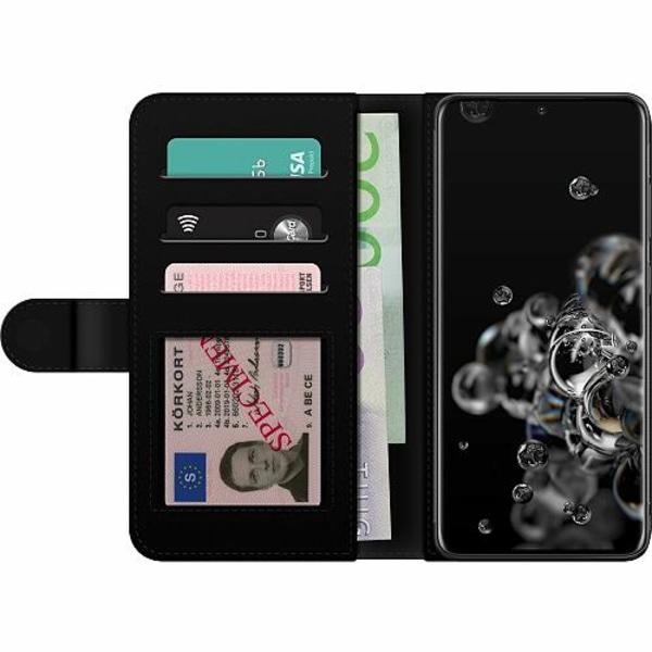 Samsung Galaxy S20 Ultra Billigt Fodral Marmor