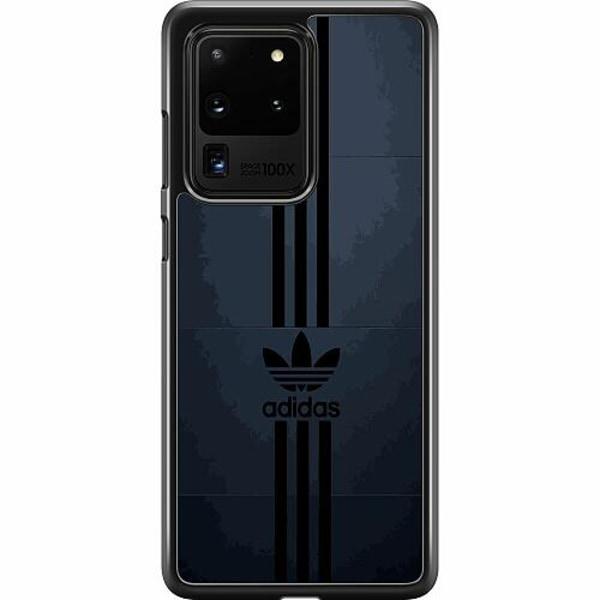 Samsung Galaxy S20 Ultra Hard Case (Svart) Adidas