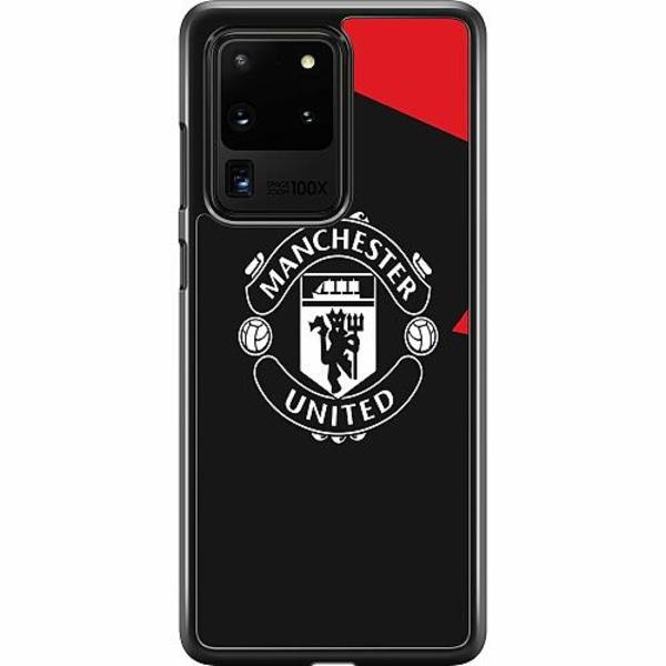 Samsung Galaxy S20 Ultra Hard Case (Svart) Manchester United FC
