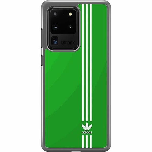 Samsung Galaxy S20 Ultra Hard Case (Transparent) Adidas
