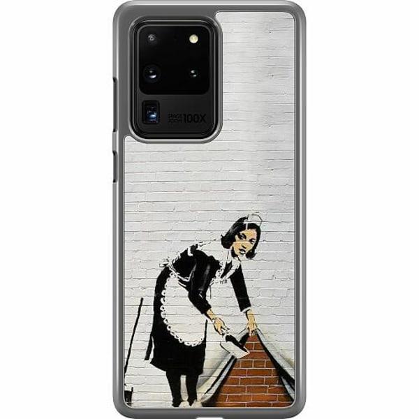 Samsung Galaxy S20 Ultra Hard Case (Transparent) AR>T