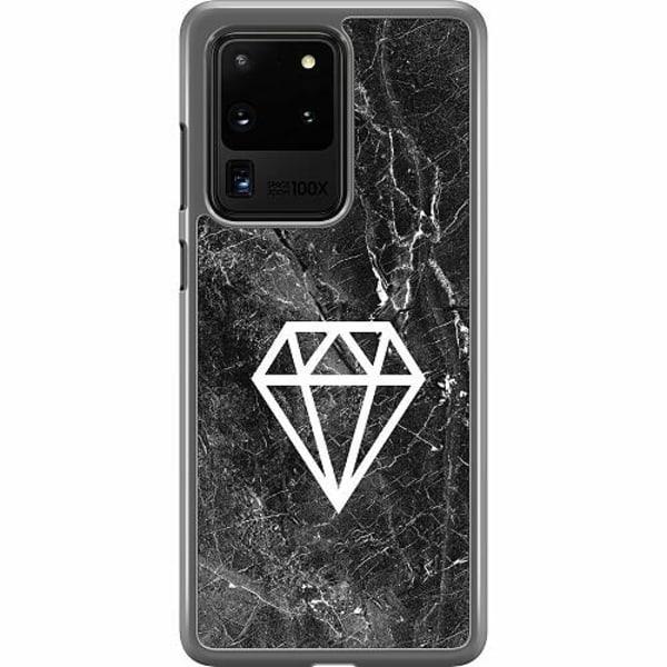 Samsung Galaxy S20 Ultra Hard Case (Transparent) Diamond