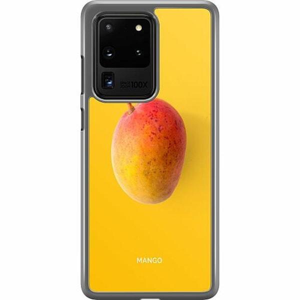 Samsung Galaxy S20 Ultra Hard Case (Transparent) Mango