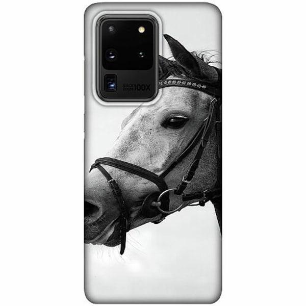 Samsung Galaxy S20 Ultra LUX Mobilskal (Matt) Häst