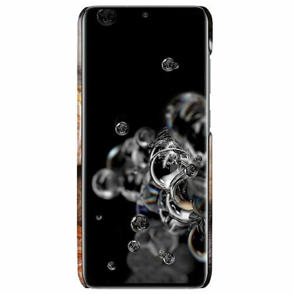 Samsung Galaxy S20 Ultra LUX Mobilskal (Matt) Kittens and Yarn