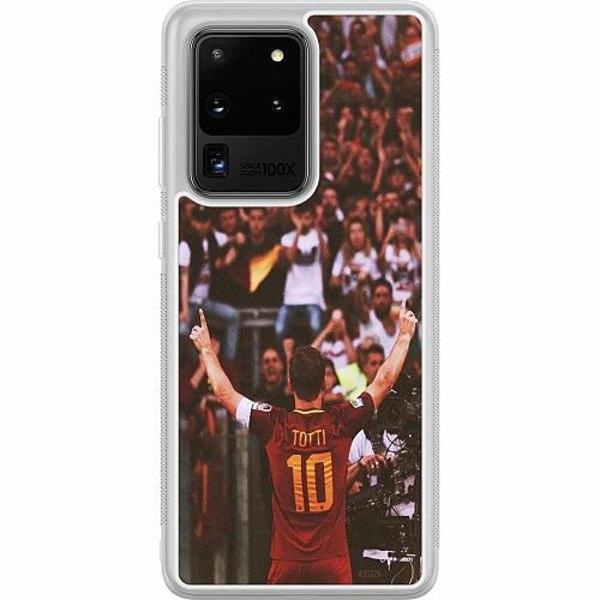 Samsung Galaxy S20 Ultra Soft Case (Frostad) Francesco Totti