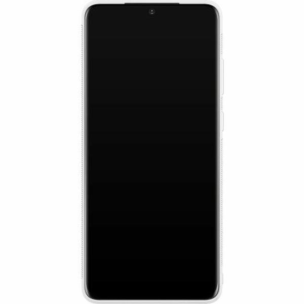 Samsung Galaxy S20 Ultra Soft Case (Vit) Bernie Sanders Meme