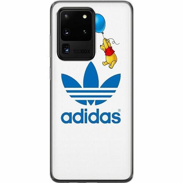 Samsung Galaxy S20 Ultra Mjukt skal - Fashion