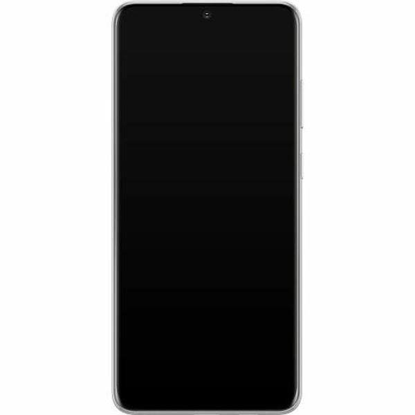 Samsung Galaxy S20 Ultra Mjukt skal - Snake on Grey