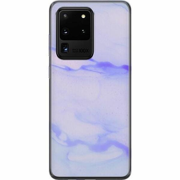 Samsung Galaxy S20 Ultra Mjukt skal - Marine Ultra