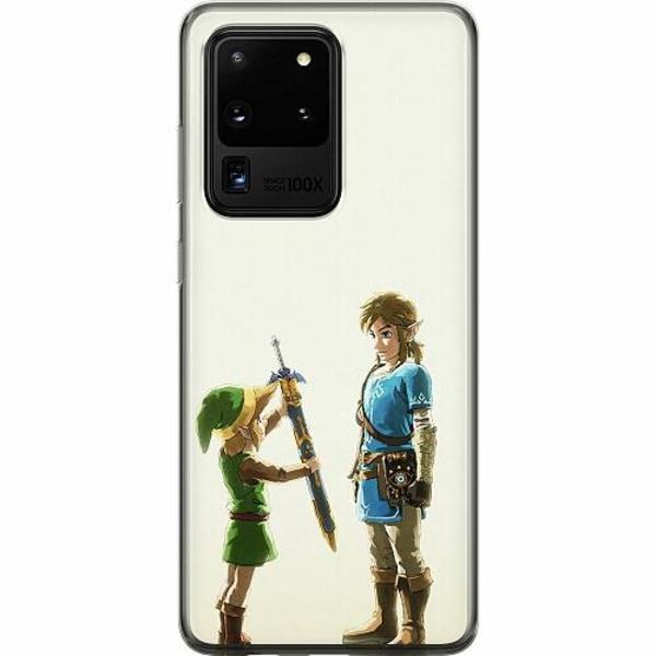 Samsung Galaxy S20 Ultra Mjukt skal - Zelda