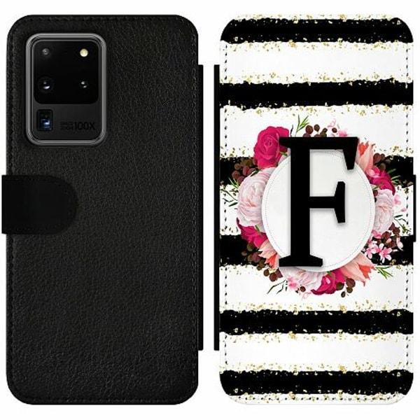 Samsung Galaxy S20 Ultra Wallet Slim Case F