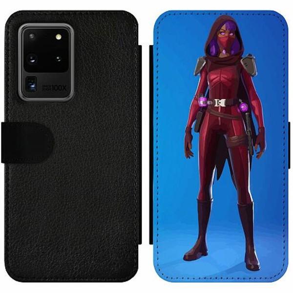 Samsung Galaxy S20 Ultra Wallet Slim Case Fortnite 2021