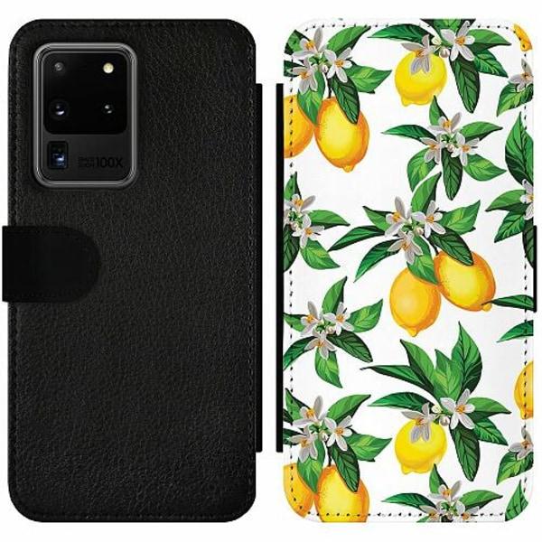 Samsung Galaxy S20 Ultra Wallet Slim Case Lemonical