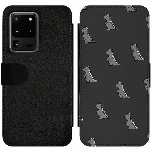 Samsung Galaxy S20 Ultra Wallet Slim Case Tiny Dino 2.0