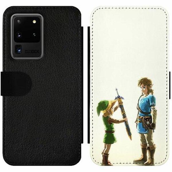 Samsung Galaxy S20 Ultra Wallet Slim Case Zelda