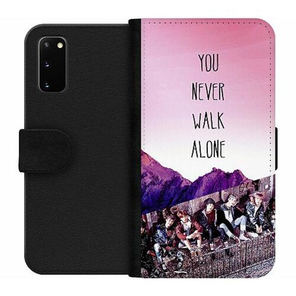 Samsung Galaxy S20 Wallet Case K-POP BTS