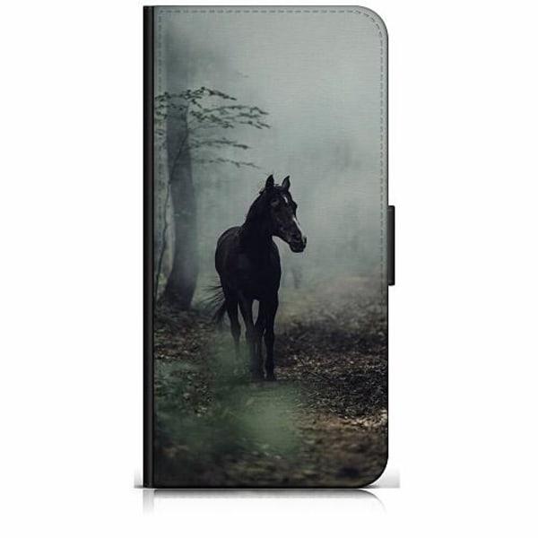 Apple iPhone 6 / 6S Plånboksfodral Häst / Horse