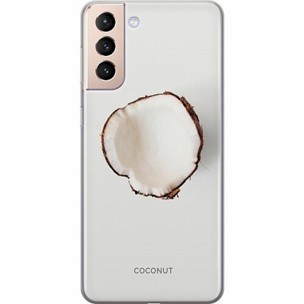 Samsung Galaxy S21+ Thin Case Coconut
