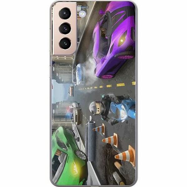Samsung Galaxy S21+ Thin Case Roblox