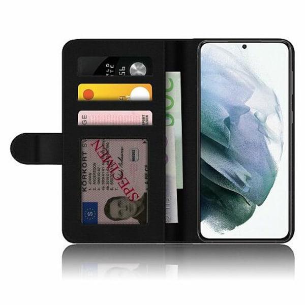 Samsung Galaxy S21+ Fodralskal Flugsvamp