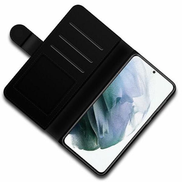 Samsung Galaxy S21+ Lyxigt Fodral Minty
