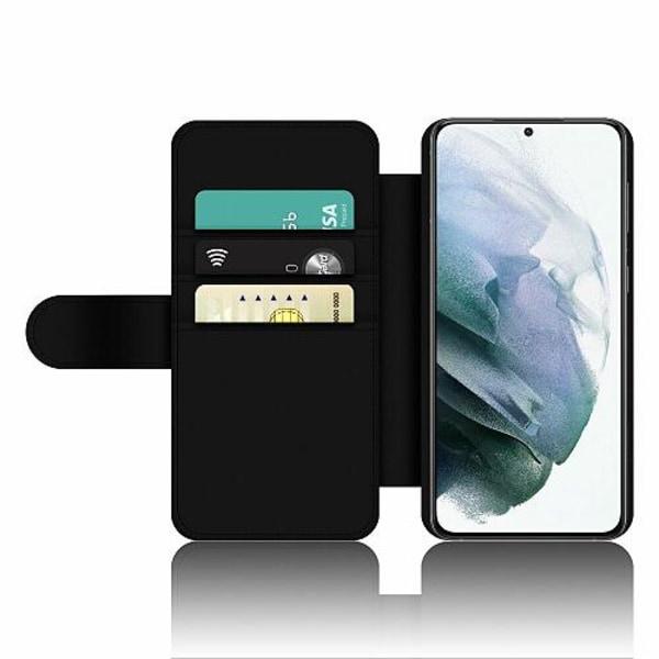 Samsung Galaxy S21+ Mobilfodral Marmor