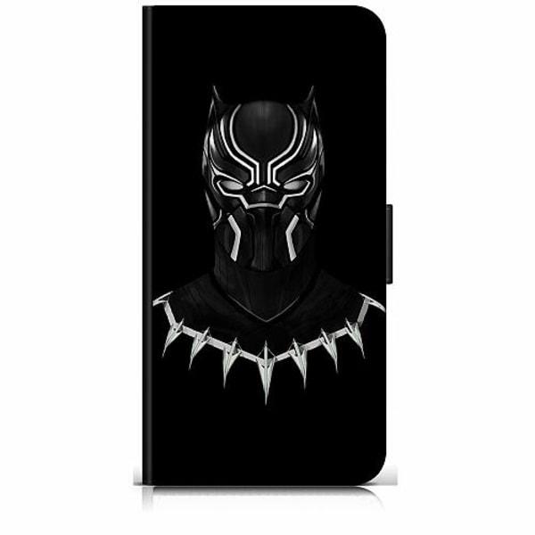 Huawei Y6 (2018) Plånboksfodral Black Panther