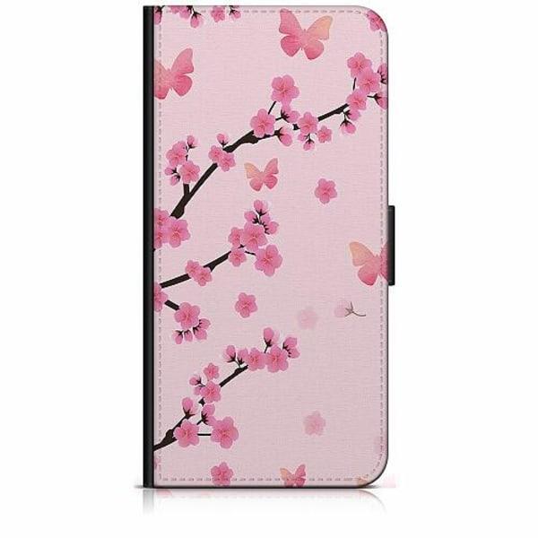 Apple iPhone 6 / 6S Plånboksfodral Blommor
