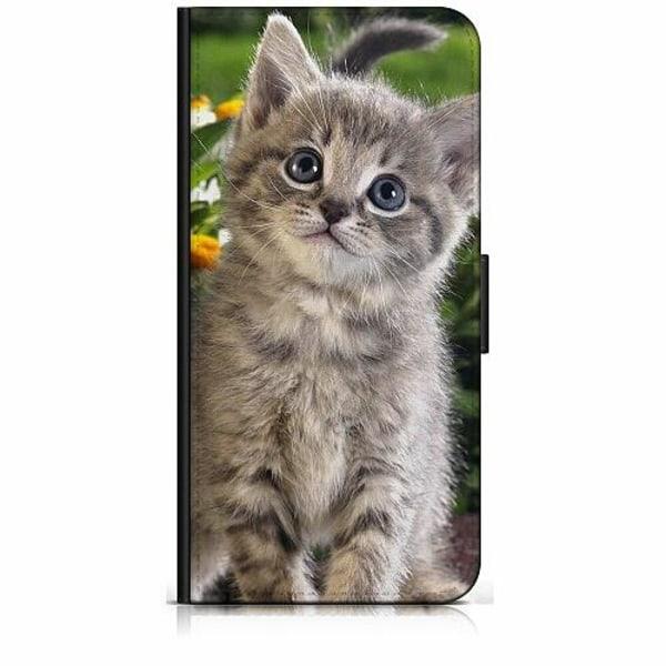 Apple iPhone 11 Pro Max Plånboksfodral Cat