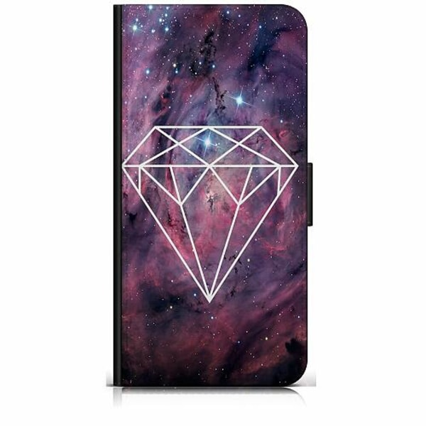 Apple iPhone 11 Pro Max Plånboksfodral Galaxy Diamant